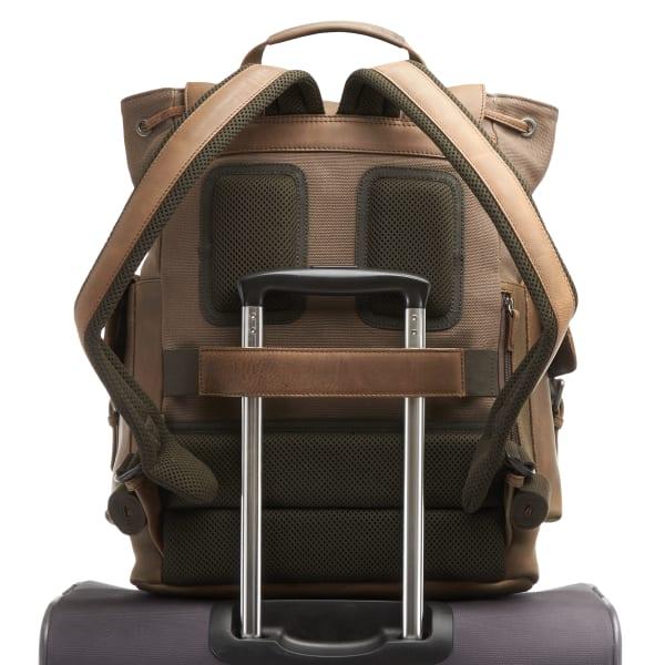 Jost Salo Beutel-Rucksack mit Laptopfach 45 cm Produktbild Bild 7 L