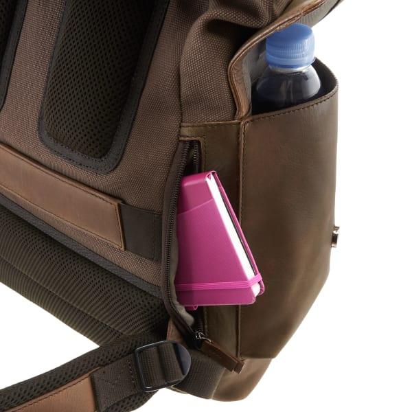 Jost Salo Beutel-Rucksack mit Laptopfach 45 cm Produktbild Bild 8 L