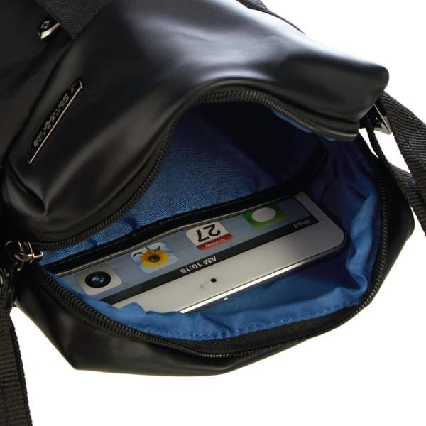 Samsonite Hip-Tech Tablet Crossover Schultertasche 25 cm Produktbild Bild 4 L