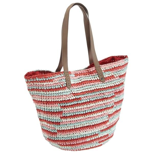 Chiemsee Sports & Travel Bags Straw Beach Bag 56 cm Produktbild