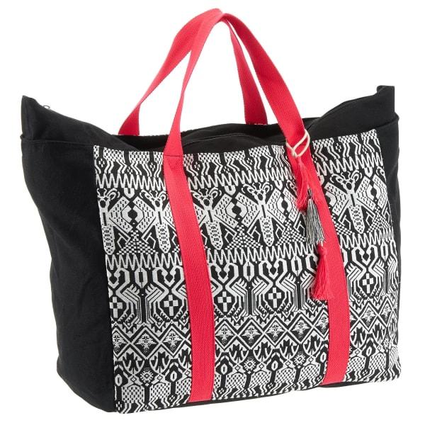Chiemsee Sports & Travel Bags Black & White Shopper 44 cm Produktbild