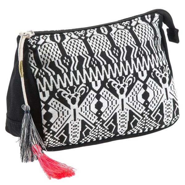 Chiemsee Sports & Travel Bags Black & White Beutel 23 cm Produktbild