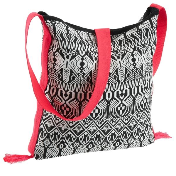 Chiemsee Sports & Travel Bags Black & White Umhängetasche 40 cm Produktbild Bild 2 L