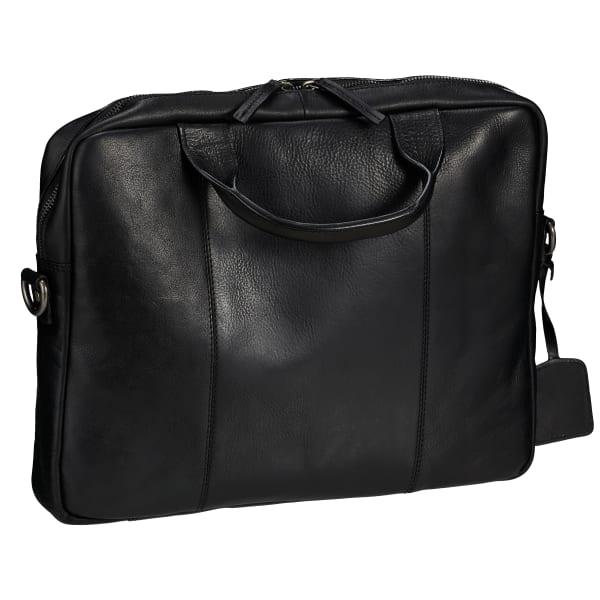 Leonhard Heyden Roma Kurzgrifftasche mit Laptopfach 38 cm Produktbild