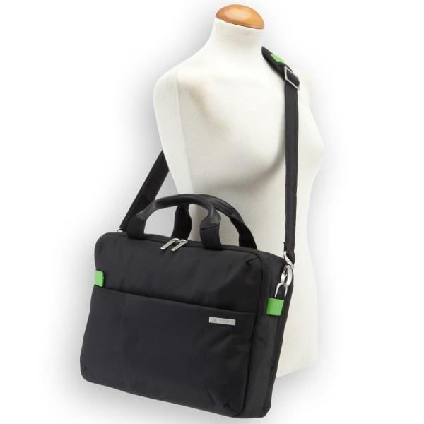 Leitz Complete Smart Traveller Laptoptasche 37 cm Produktbild Bild 3 L