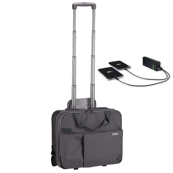 Leitz Complete Smart Traveller Handgepäcktrolley 42 cm inkl. Leitz Powerbank 5200mAh Produktbild