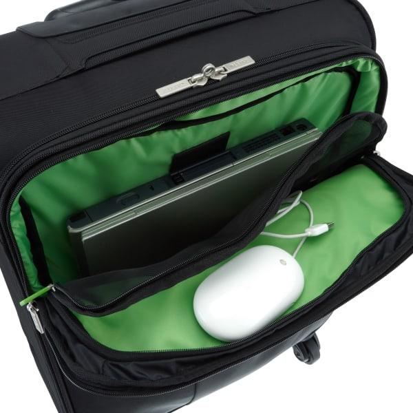 Leitz Complete Smart Traveller 4-Rollen-Handgepäcktrolley 55 cm inkl. 4x USB Ladegerät Produktbild Bild 6 L