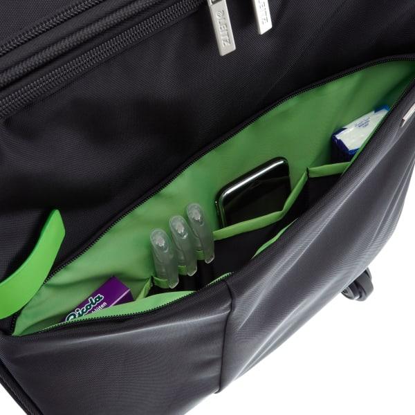 Leitz Complete Smart Traveller 4-Rollen-Handgepäcktrolley 55 cm inkl. 4x USB Ladegerät Produktbild Bild 7 L