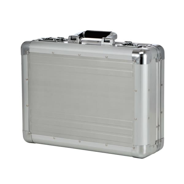 Dermata Business großer Aktenkoffer aus Aluminium 46 cm Produktbild