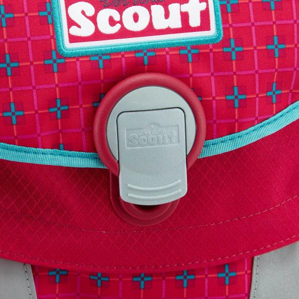 Scout Sunny Limited Edition Schulranzenset 4-tlg. Produktbild Bild 8 L