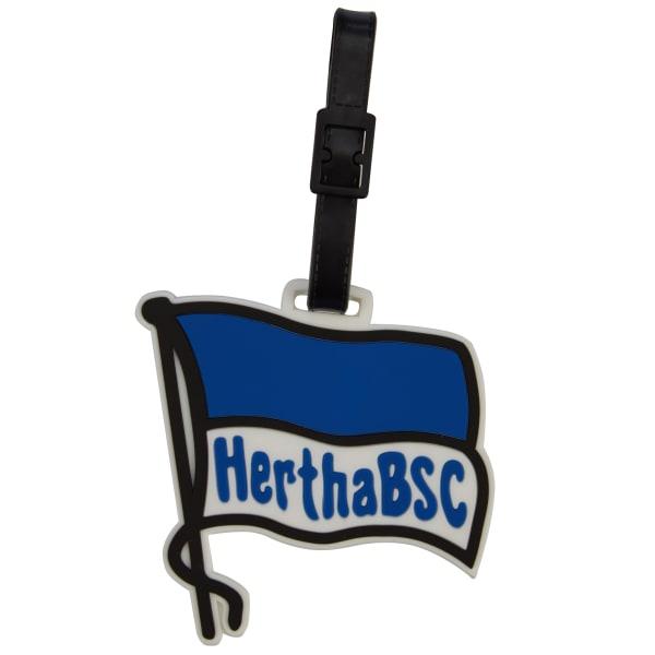 Mein Verein Hertha BSC Berlin Kofferanhänger 8 cm Produktbild