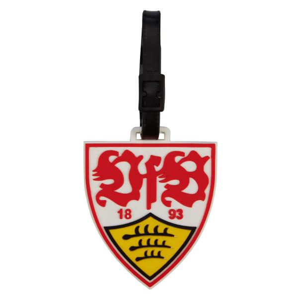 Mein Verein VfB Stuttgart Kofferanhänger 8 cm Produktbild