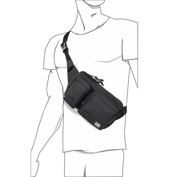 Jack Wolfskin Daypacks & Bags Upgrade Blend Bauchtasche 24 cm Produktbild Bild 3 L