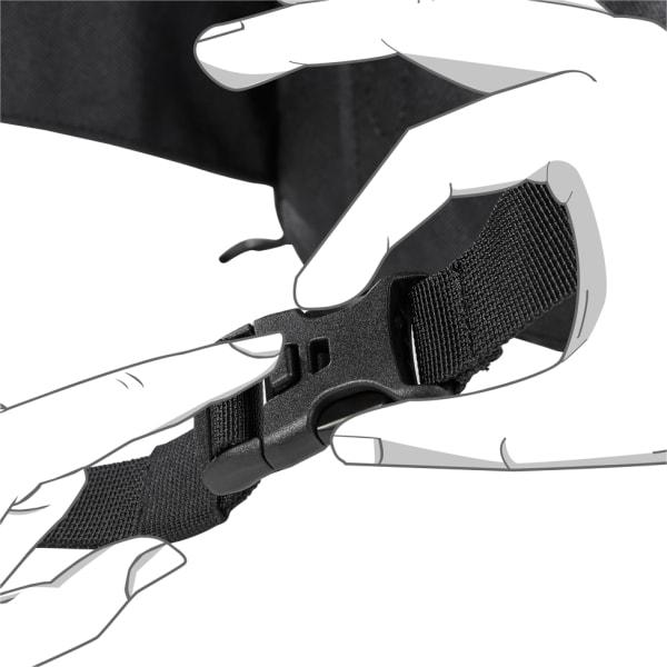 Jack Wolfskin Daypacks & Bags Upgrade Blend Bauchtasche 24 cm Produktbild Bild 5 L