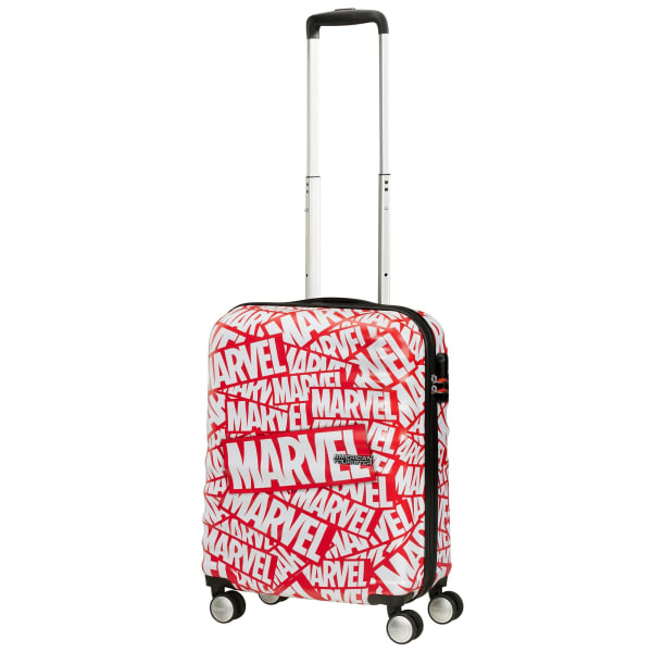 American Tourister Wavebreaker Marvel 4-Rollen-Bordtrolley 55 cm Produktbild