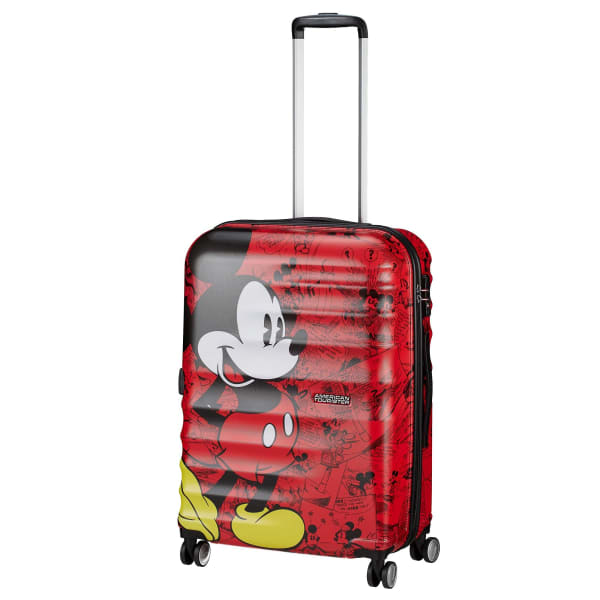 American Tourister Wavebreaker Disney 4-Rollen-Trolley 67 cm Produktbild