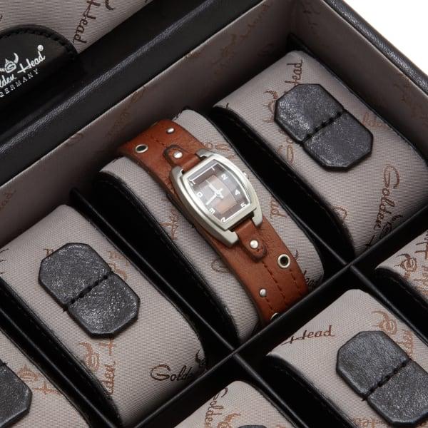 Golden Head Colorado Classic Uhrenkassete für 8 Uhren Produktbild Bild 4 L