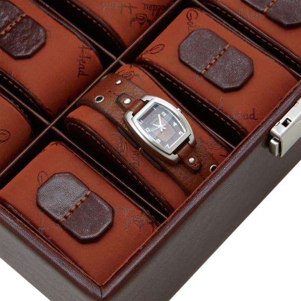 Golden Head Colorado Classic Uhrenkassete für 10 Uhren Produktbild Bild 4 L