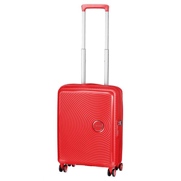 American Tourister Soundbox 4-Rollen-Bordtrolley 55 cm Produktbild