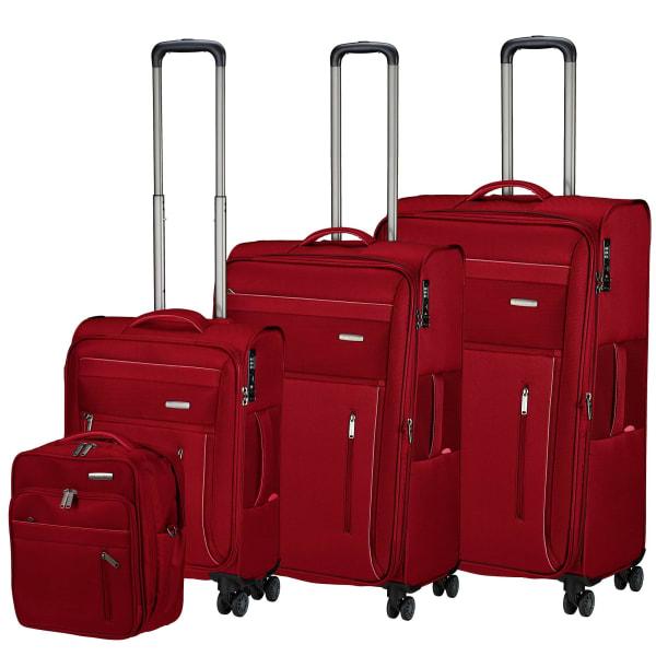 Travelite Capri 4-Rollen-Trolley Set 4-tlg. Produktbild