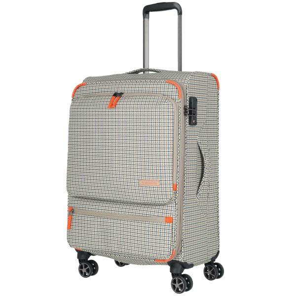 Travelite Checkline 4-Rollen Trolley M 67 cm Produktbild