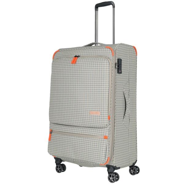 Travelite Checkline 4-Rollen Trolley L 78 cm Produktbild