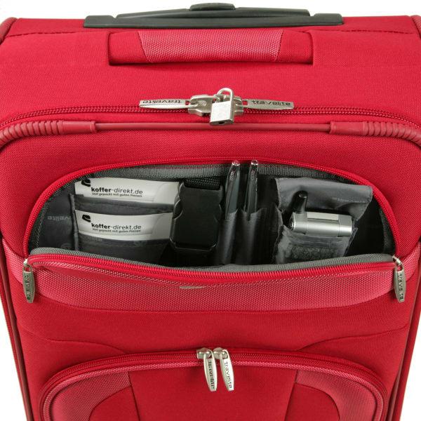 Travelite Orlando 2 Rollentrolley 53 cm Produktbild Bild 5 L