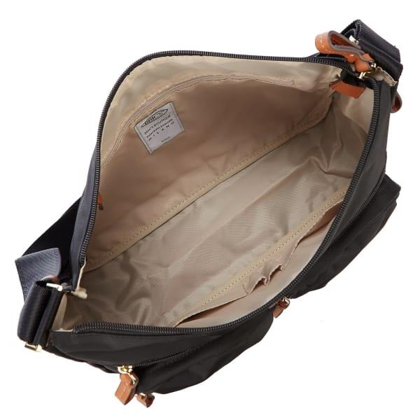Brics X-Bag Schultertasche 34 cm Produktbild Bild 4 L