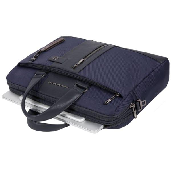 Piquadro Brief Kurzgriff-Laptoptasche 41 cm Produktbild Bild 4 L