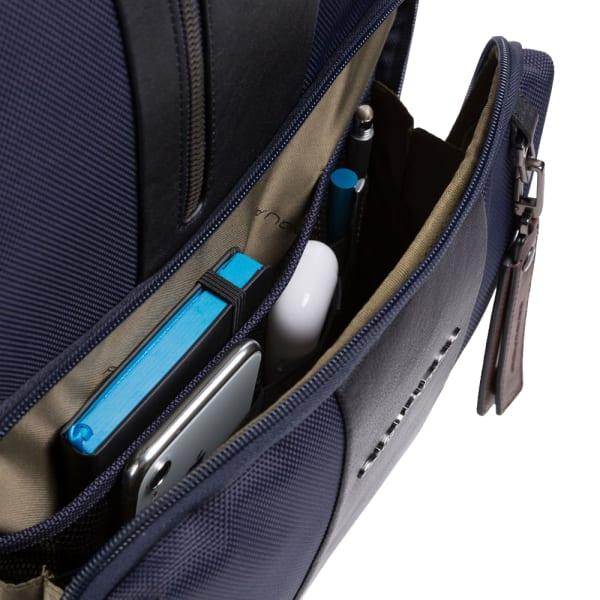 Piquadro Brief Laptop-Rucksack 42 cm Produktbild Bild 5 L