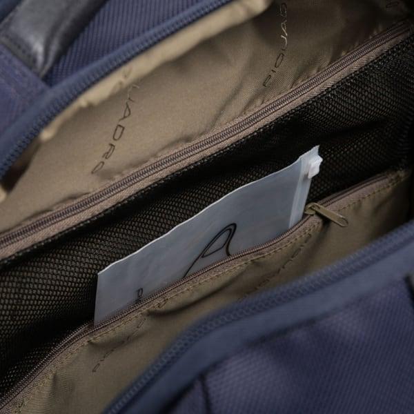 Piquadro Brief Laptop-Rucksack 42 cm Produktbild Bild 6 L