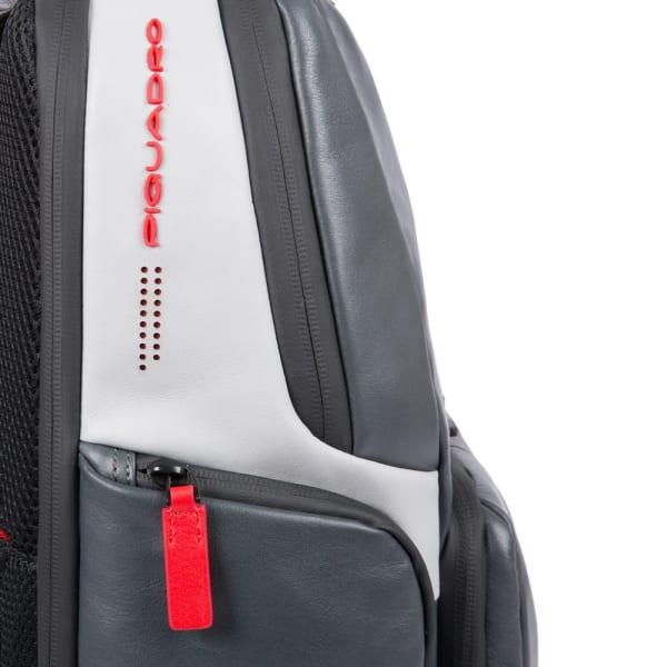 Piquadro Urban Fast-Check LED Laptoprucksack 44 cm Produktbild Bild 7 L