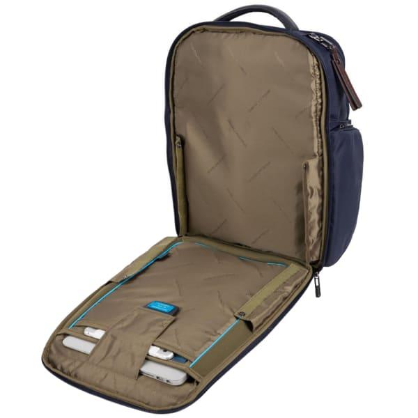 Piquadro Brief Laptop-Bagmotic-Rucksack 43 cm Produktbild Bild 4 L