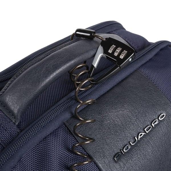 Piquadro Brief Laptop-Bagmotic-Rucksack 43 cm Produktbild Bild 8 L