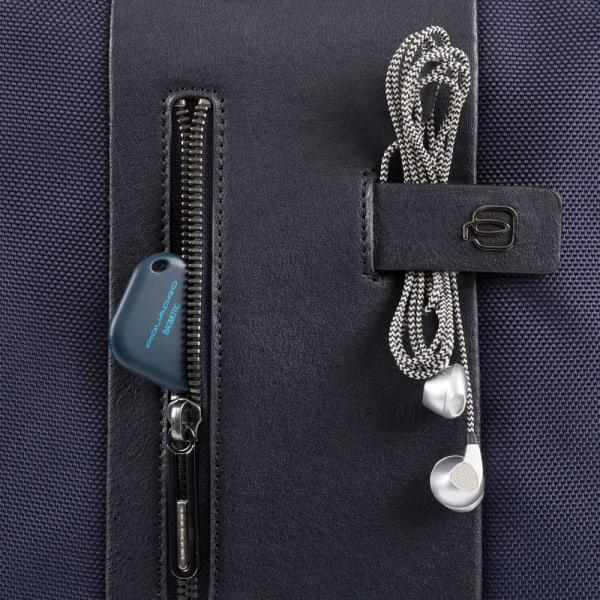 Piquadro Brief Rucksack mit Laptopfach 41 cm Produktbild Bild 3 L