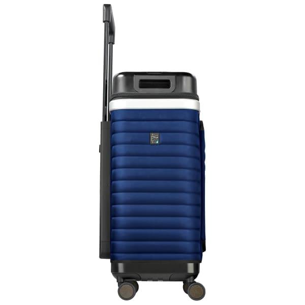 Pull Up Suitcase 4-Rollen Trolley L 76 cm Produktbild Bild 3 L