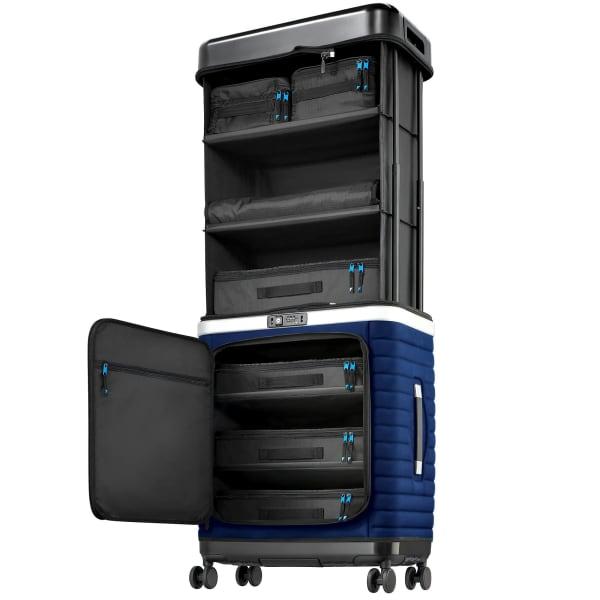 Pull Up Suitcase 4-Rollen Trolley L 76 cm Produktbild Bild 6 L