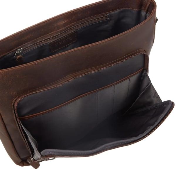 koffer-direkt.de Prato Arizona Büffel Umhängetasche 37 cm Produktbild Bild 5 L