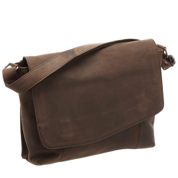 koffer-direkt.de Prato Arizona Hunter Messenger Bag 37 cm Produktbild