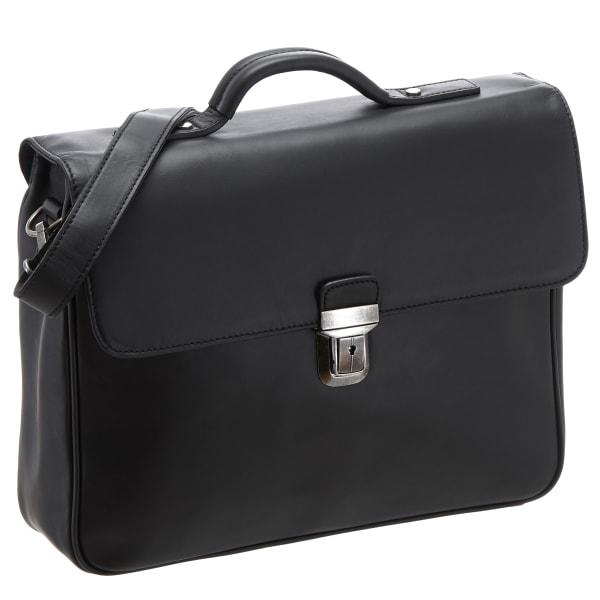 koffer-direkt.de Prato Heli Aktentasche 38 cm Produktbild