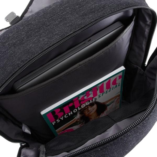 Hedgren Walker Premix Rucksack mit Laptopfach 46 cm Produktbild Bild 4 L