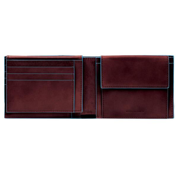 Piquadro Blue Square Herrenbrieftasche 12 cm Produktbild Bild 2 L
