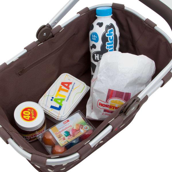 Reisenthel Shopping Carrybag Einkaufskorb 48 cm Produktbild Bild 4 L