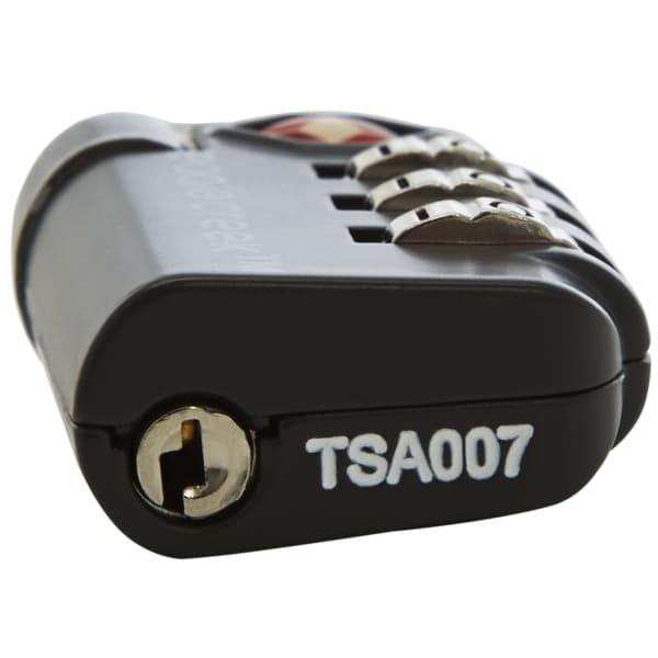 Eagle Creek Necessities Security 3-Dial TSA Lock and Cable 6,5 cm Produktbild Bild 3 L