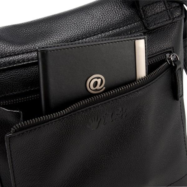 Otto Kern Romance Umhängetasche aus Leder 32 cm Produktbild Bild 6 L