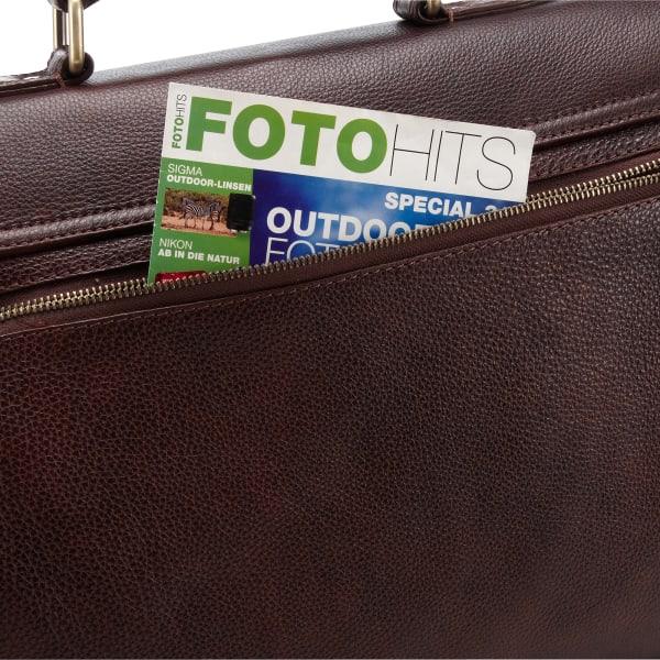 Otto Kern Romance Aktentasche aus Leder 45 cm Produktbild Bild 7 L