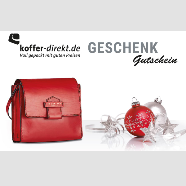 koffer-direkt.de Geschenkgutschein Email 50€ Produktbild