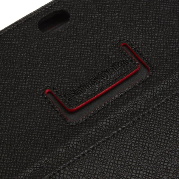 Samsonite Mobile Pro Leather Portofolio 10.1 Tablethülle 26 cm Produktbild Bild 5 L