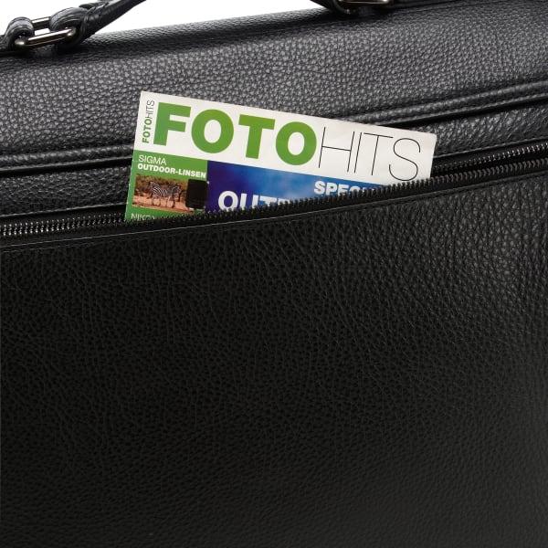 Otto Kern Romance Aktentasche 2-Fächer aus Leder 43 cm Produktbild Bild 7 L