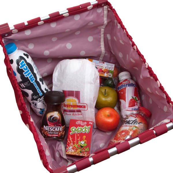Reisenthel Shopping Easyshoppingbag Einkaufstasche 51 cm Produktbild Bild 3 L